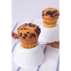 Vanilla Choc Chip Muffin (2 ps/pack)