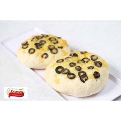 Cheese & Olive Roll (2 ps/pack)