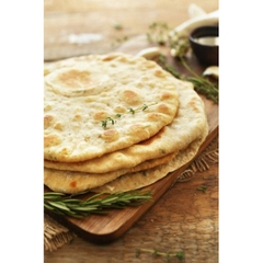 White Flat Bread (5p/pack)