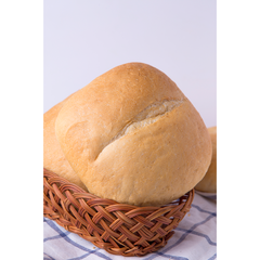 Whole Wheat Ciabatta 125gram (5 ps/pack)