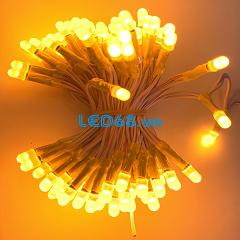 LED  5mm SenYang Vàng
