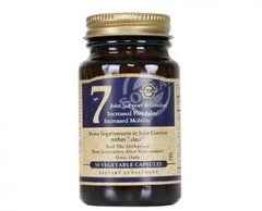 COMBO Solgar® No. 7 Vegetable Capsules (Once-daily Joint Support Formula*) 30 Vegetable Capsules