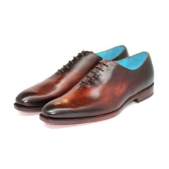 WHOLECUT OXFORD PATINA