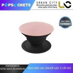 PopSockets Rose Gold Aluminium