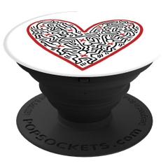 PopSockets Figures In A Heart
