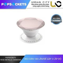 PopSockets Rose Metallic Diamond