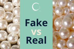 How to Tell Real from Fake Pearls