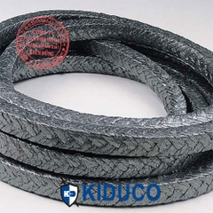 Dây chèn kín bơm van piston KIDUCO Flexible Graphite Packing