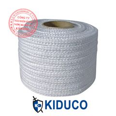 Dây chèn kín bơm van piston KIDUCO Glass Fiber Packing Rope