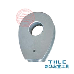 Bạc lót cáp Solid Wire Rope Thimble