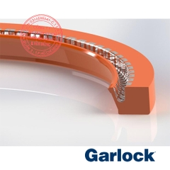 Garlock Oil Seals Klozure Rubber Backed Model 23 - Red
