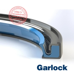 Garlock Oil Seals Klozure with Metal Case Model 53 - Blue