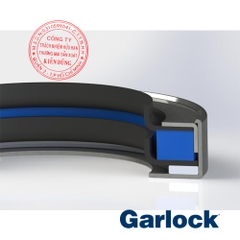 Garlock Oil Seals Klozure Model 61 High-Pressure PTFE Lip Seal Dual Tandem