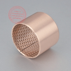 FB-090 Bronze-Wrapped Self-Lubricating Sleeve Bushing