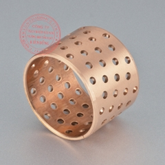 FB-092 Bronze-Wrapped Self-Lubricating Sleeve Bushing