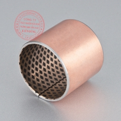 FB-08G Bimetal-Wrapped Solid-Lubricating Sleeve Bushing