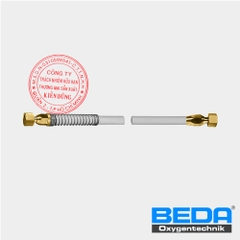 BEDA Security Oxygen Lance Hose with Glass Fiber Cover (LF)