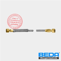 BEDA Security Oxygen Lance Hose with Metal Braiding (LM)