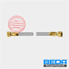 BEDA Oxygen Connecting Hose Between Hose-Reels and Supply-line (ZF/ZM)