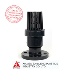 Xiamen Sanking Flanged Single Union Foot Valve