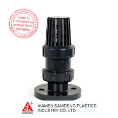 Xiamen Sanking Flanged True Union Foot Valve