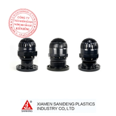 Xiamen Sanking Flanged Swing Foot Valve