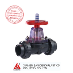 Xiamen Sanking True Union Diaphragm Valve
