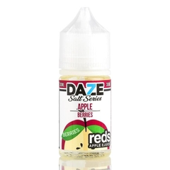 Juice salt ni mỹ 30ml DAZE apple berries iced
