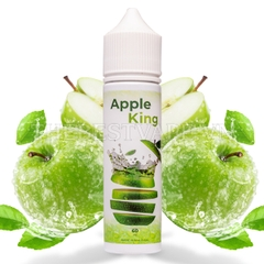 60ml malay Apple King táo xanh