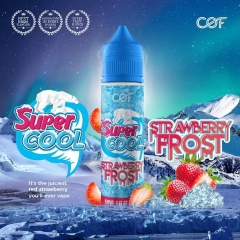 Juice malay 60ml Super Cool Strawberry The mát lạnh-3NI