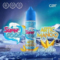 Juice malay 60ml Super Cool MANGO The mát lạnh-3NI