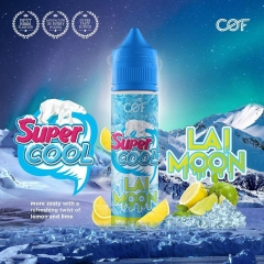 Juice malay 60ml Super Cool Laimon The mát lạnh-3NI