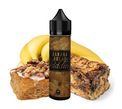 Tinh dầu 60ml Malay Banana beard pudding