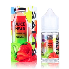 30ml Salt nic mỹ Juice head Strawberry Kiwi