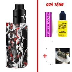 Combo Manto kit 90w kèm pin dầu 30ml