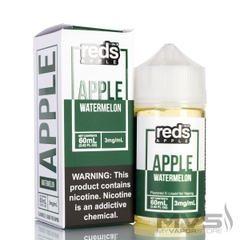 60ml Mỹ Red Apple Watermelon Ice - táo mix dưa hấu lạnh