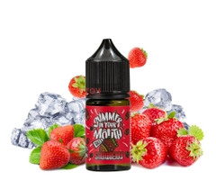 30ml salt mỹ Summer in your mouth Strawberry