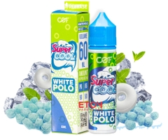 60ml malay Super cool Polo bạc hà