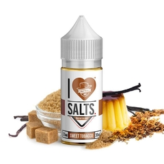 Juice salt ni Mỹ 30ml vị sweet tobacco