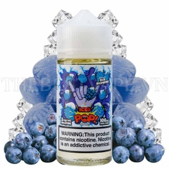 100ml mỹ POP ICE Blueraspberry