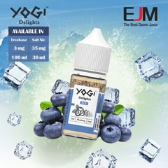 30ml salt nic Mỹ YOGI Blueberry
