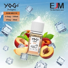 30ml salt nic Mỹ YOGI Peach