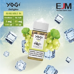 100ML Mỹ YOGI GRAPE