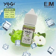 30ml salt nic Mỹ YOGI Apple