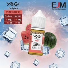 30ml salt nic Mỹ YOGI Watermelon