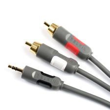 Belkin Audio 3.5mm to RCA (2 mét)
