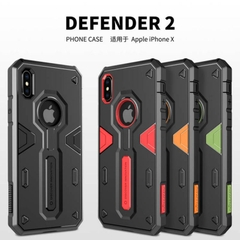 Nillkin iPhone X Defender 2