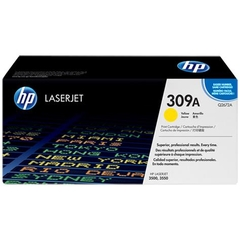 HP 309A Magenta Original LaserJet Toner Cartridge (Q2673A)