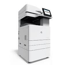 HP LaserJet Managed Flow MFP E82550