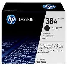 Hộp Mực Máy In HP 38A (Q1338A) Black Original LaserJet Toner Cartridge